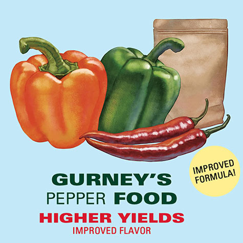 Gurney's<sup>&reg;</sup> Pepper Food