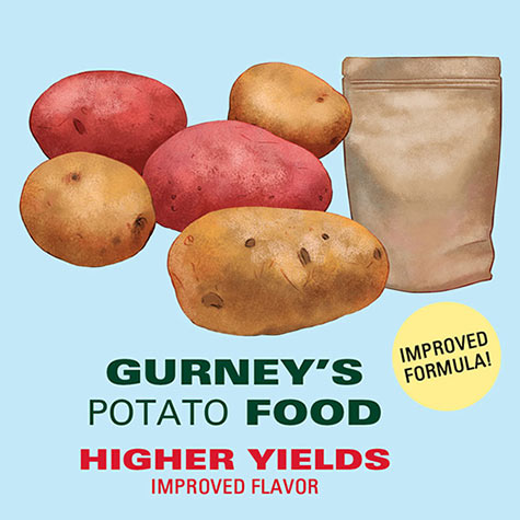 Gurney's<sup>&reg;</sup> Potato Food