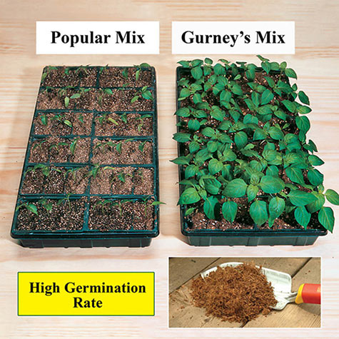 Gurney's<sup>&reg;</sup> Seed Starting Mix