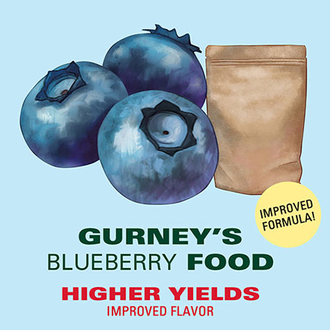 Gurney's<sup>&reg;</sup> Blueberry Food